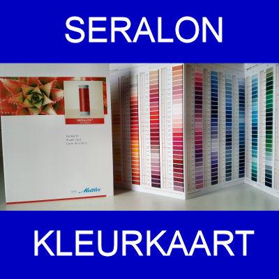 kleurkaart seralon universeel naaigaren